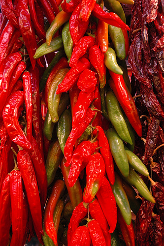 Chili in Barcelona ©Flickr/Björn Bergheim