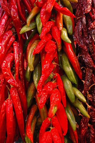 Chili in Barcelona ©Flickr/Björn Bergheim