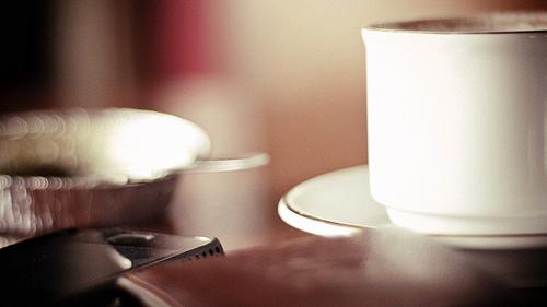 Kaffee in der Tempo Box? Nicht unbedingt... © Flickr/nomilknocry~usum hujan