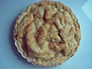 Frisch aus dem Ofen- der Apple Pie