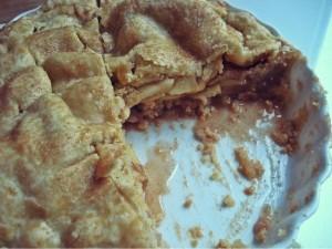 Noch warmer Apple Pie: Das Geheimnis liegt in der Füllung!