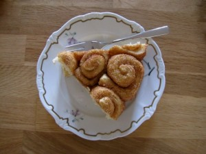Rosenkuchen, ein leckerer Hefekuchen © MelaniesPhotoTales