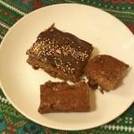 Ein veganes Rezept: saftiger Lebkuchen