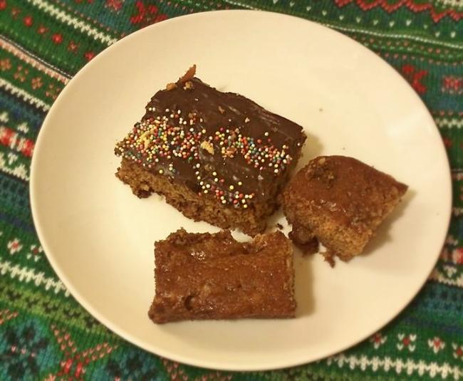 Lebkuchen: vegan, saftig und lecker!